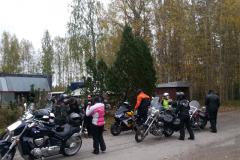Rautalampi-Kerkon koski-Vesanto-Kiv isalmi-Suonenjoki -Rautalampi 28.9.13